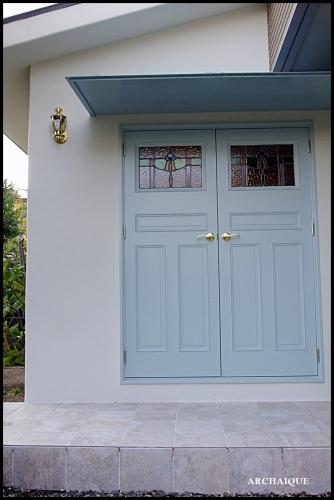 ** 今までの施工例 ドア シアワセノトビラアケテミマセンカ **_c0207890_15154602.jpg