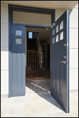 ** 今までの施工例 ドア シアワセノトビラアケテミマセンカ **_c0207890_15162801.jpg