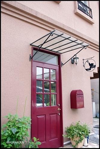 ** 今までの施工例 ドア シアワセノトビラアケテミマセンカ **_c0207890_15164505.jpg