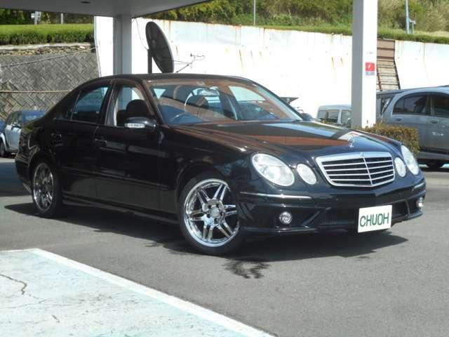特選車ご紹介:E320アバンギャルド_c0267693_16373741.jpg