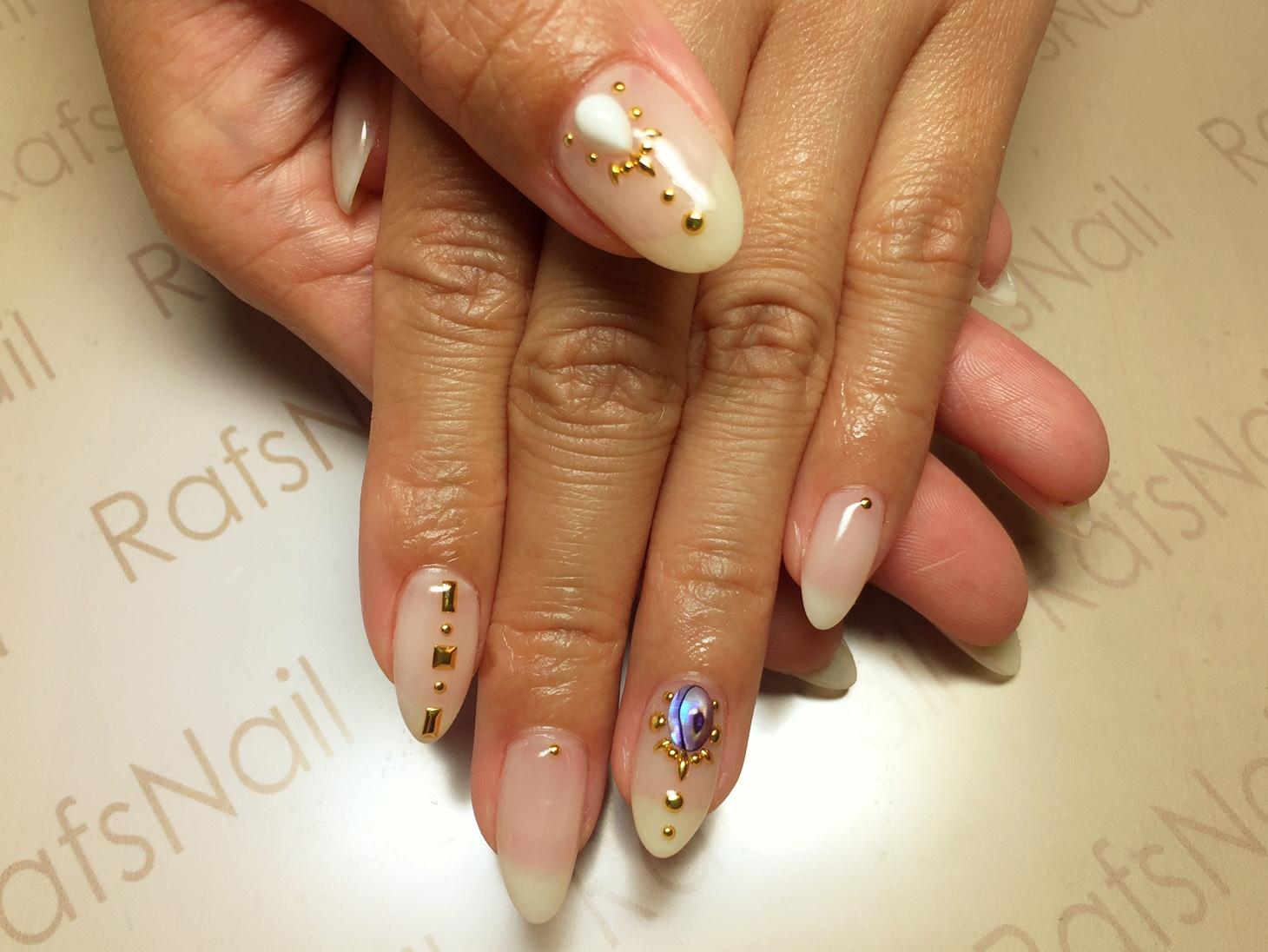 New Nail☆_c0294909_13385655.jpg