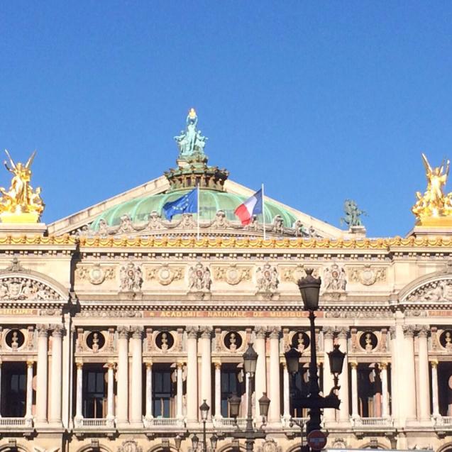 オペラ座  オペラ ガルニエ_d0337937_05422849.jpg