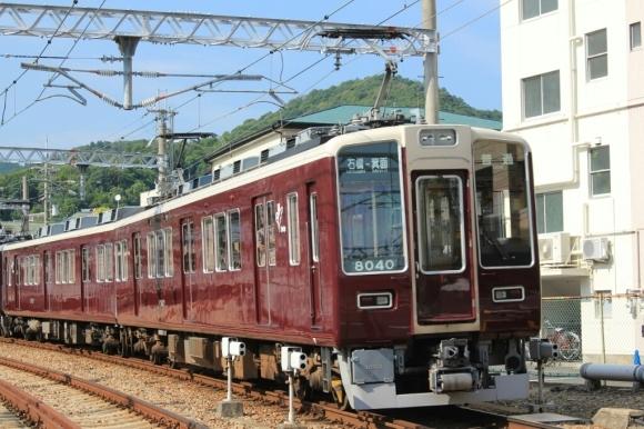 阪急箕面線 8040系  復活_d0202264_16024513.jpg