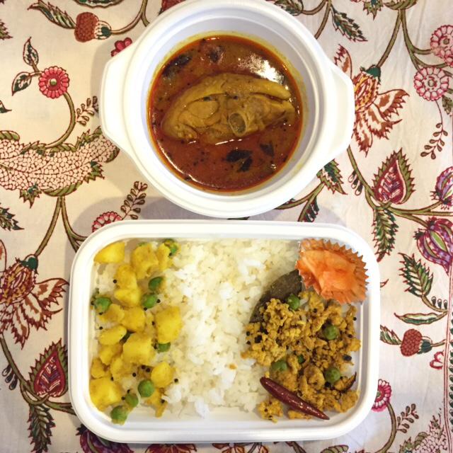 南インド料理ガネーシュのお持ち帰りメニュー_e0145685_16222283.jpg
