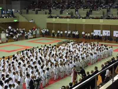 2016 九州少年柔道大会 1日目_b0172494_13105449.jpg