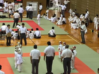 2016 九州少年柔道大会 1日目_b0172494_21305285.jpg
