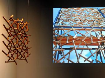 ギャラリー間 の 三分一博志 展。_c0195909_1184072.jpg