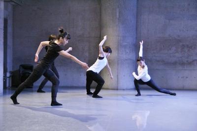 ダンスの根っこを考えさせる梅田宏明さんのリサーチショーイング開催_d0178431_16323198.jpg