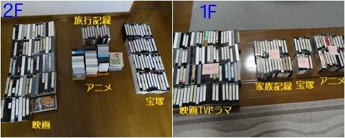 パソコンのカスタマイズ&ビデオテープの整理&アナベルの挿し木_a0084343_10415970.jpg