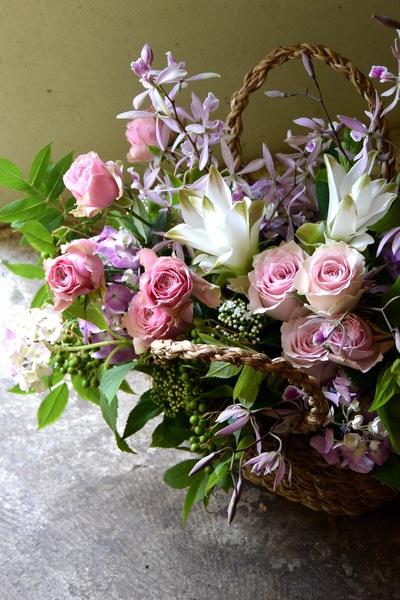 ご注文のお花たち。。。_a0229658_1645748.jpg