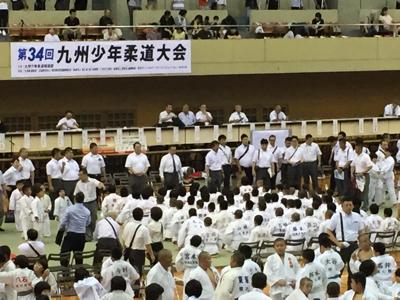2016 九州少年柔道大会 2日目_b0172494_14181930.jpg