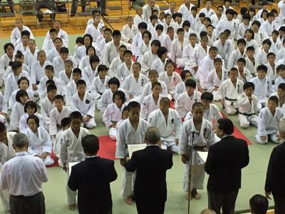 2016 九州少年柔道大会 2日目_b0172494_16020999.jpg