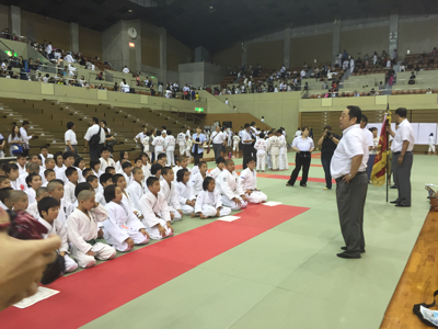 2016 九州少年柔道大会 2日目_b0172494_16021017.jpg