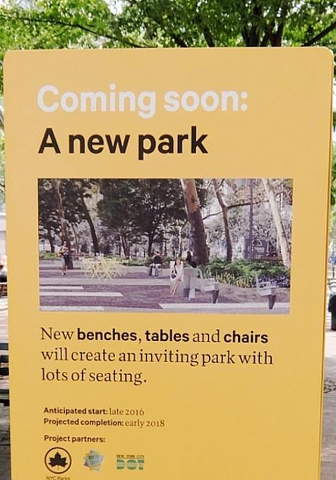 ニューヨークの都市再開発は公園から・・・、ハドソン・スクエアの例_b0007805_205933.jpg