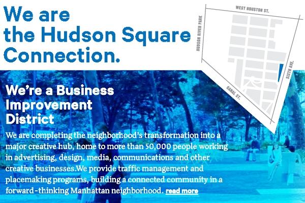 ニューヨークの都市再開発は公園から・・・、ハドソン・スクエアの例_b0007805_20594433.jpg
