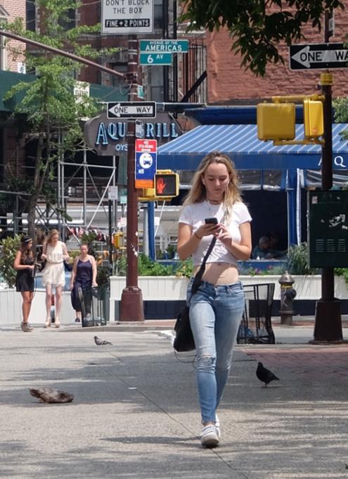 ニューヨークの都市再開発は公園から・・・、ハドソン・スクエアの例_b0007805_214591.jpg