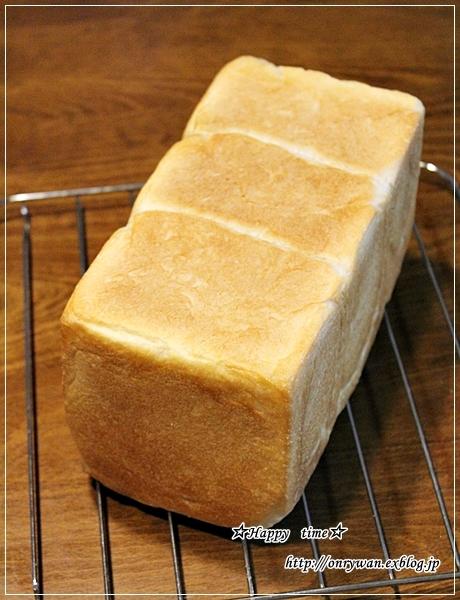 鮭の粕漬け焼き弁当と湯種食パン♪_f0348032_19143230.jpg