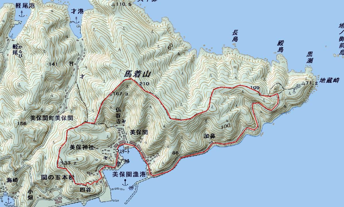 松江近郊のトレランコース⑧_d0007657_153275.jpg