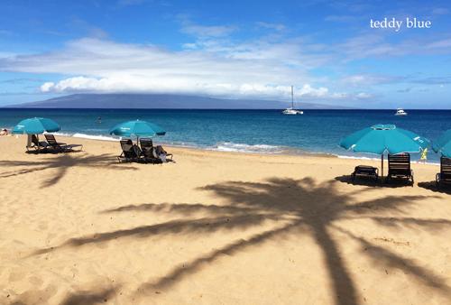 from Kaanapali, Maui  マウイ島 カアナパリ_e0253364_10205680.jpg