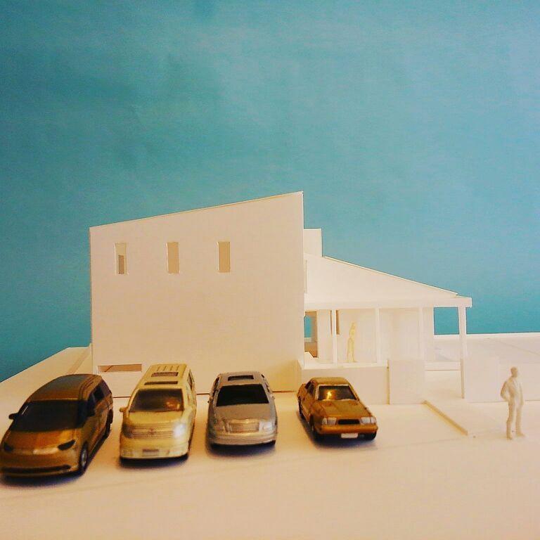 「明石の家」模型_f0230666_9473135.jpg