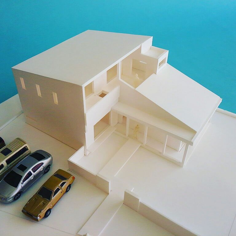「明石の家」模型_f0230666_9501289.jpg
