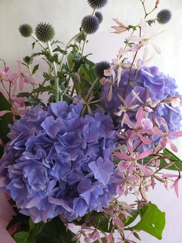 オークリーフ(父の日に贈る花)_f0049672_1740982.jpg
