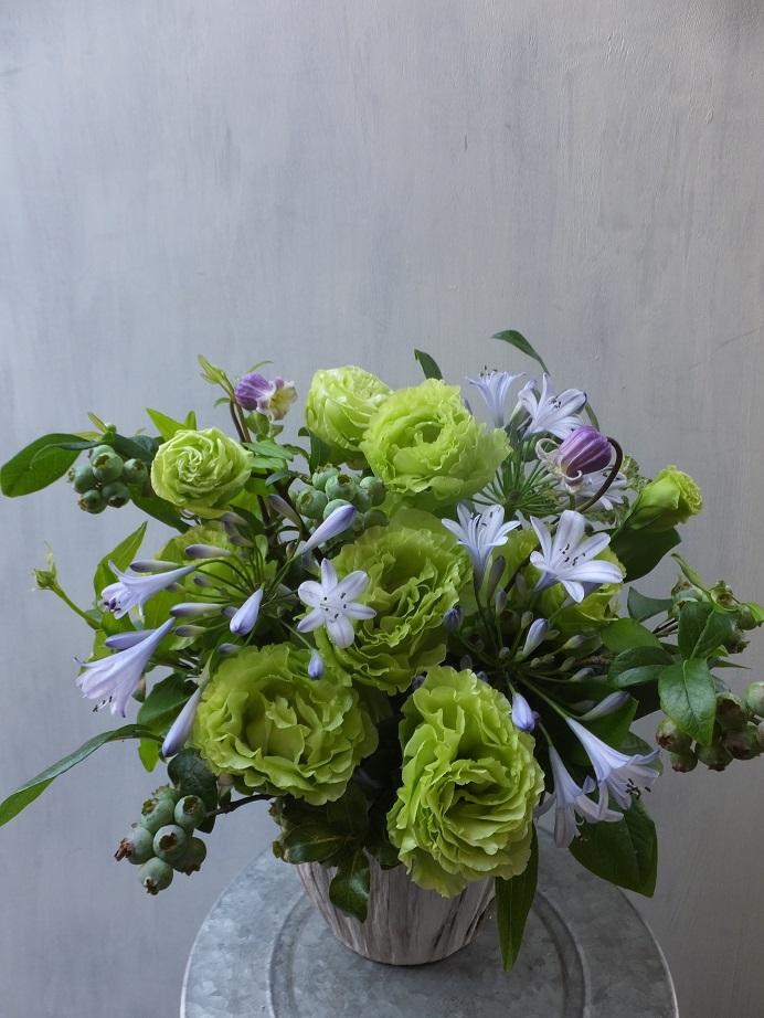 オークリーフ(父の日に贈る花)_f0049672_17414321.jpg