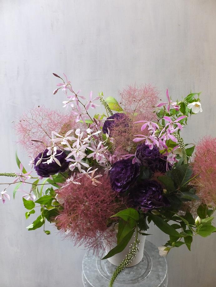 オークリーフ(父の日に贈る花)_f0049672_1741536.jpg