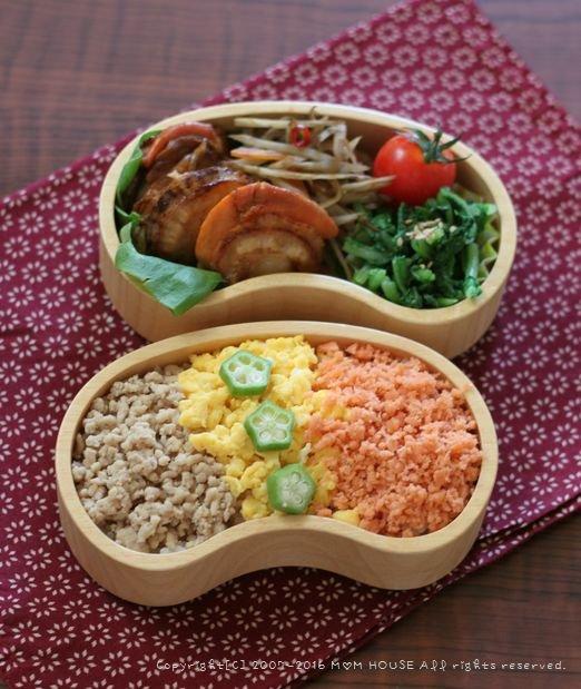 月曜鮭弁 ✿ 父の日の晩ご飯は・・・(。・w・。)ムフッ♪_c0139375_11121661.jpg