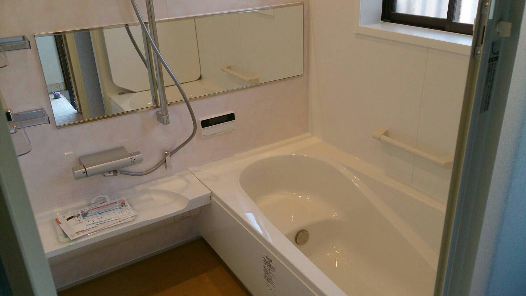 リフォーム工事  ~浴室~_d0172085_15265631.jpg