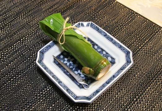 青竹の水羊羹_f0229190_21014436.jpg