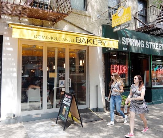 初夏のニューヨーク、のんびりとSOHOのお散歩風景_b0007805_12191217.jpg