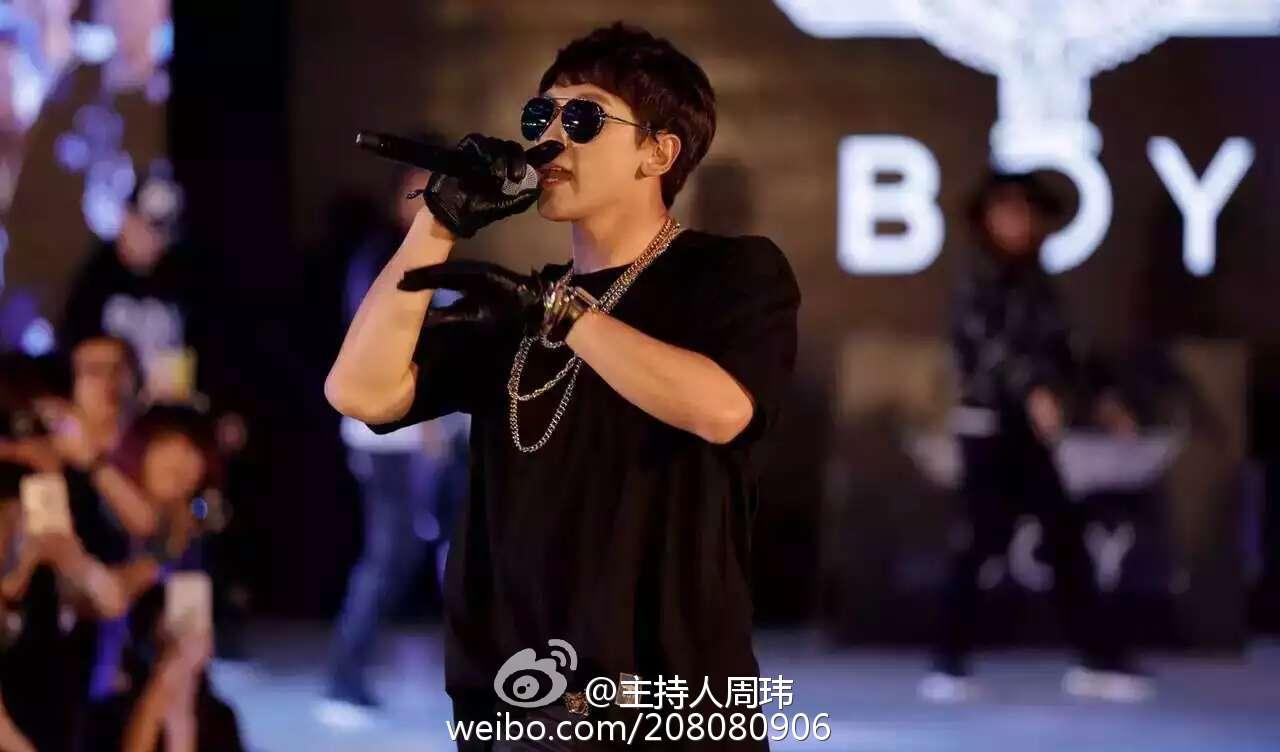 Rain  BOYLONDON 2016 ファッションショー in 北京_c0047605_7531014.jpg