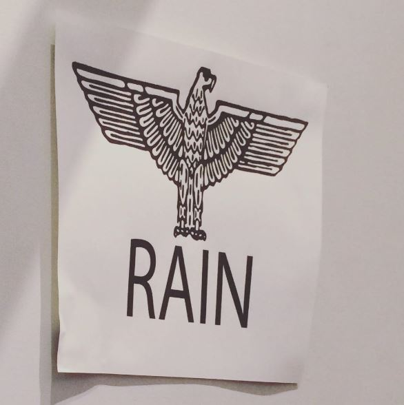 Rain インチョン空港到着_c0047605_88437.jpg