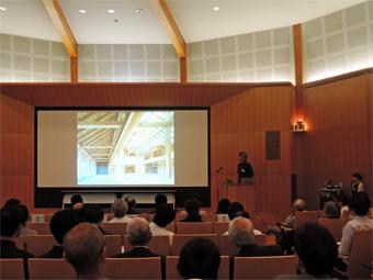 第11回木の建築賞・表彰式に参加しました。_c0195909_1122689.jpg