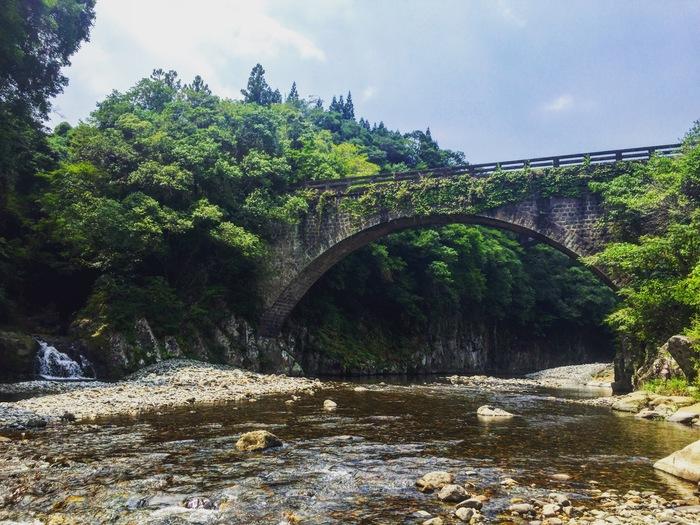 豊後大野の出會橋、轟橋_d0116009_13161628.jpg