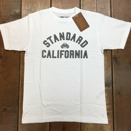 ☆STANDARD CALIFORNIA☆ LIMITED EDITION TEE_e0197110_18005528.jpeg