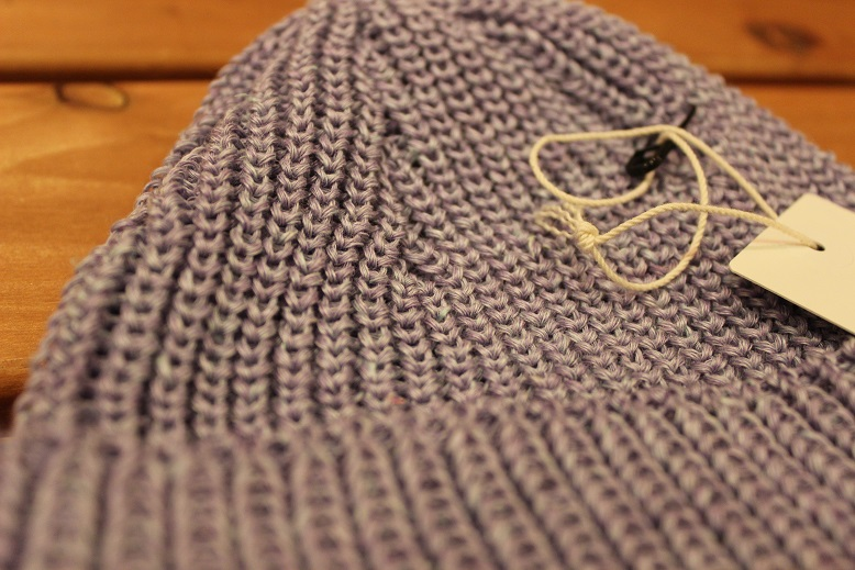 "SLOW ""LINEN WATCH CAP by TOOLS\"" ご紹介_f0191324_9193055.jpg"
