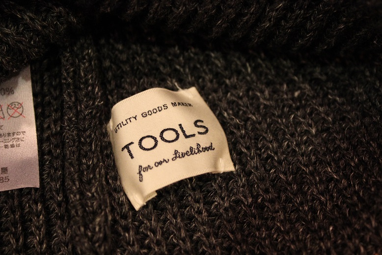 "SLOW ""LINEN WATCH CAP by TOOLS\"" ご紹介_f0191324_920282.jpg"