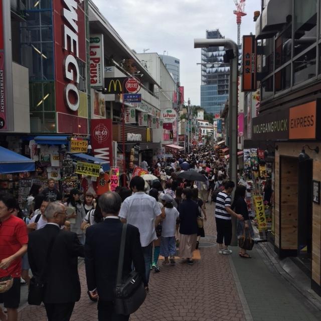 梅雨の東京旅行記1日目♪_c0316026_14210537.jpg