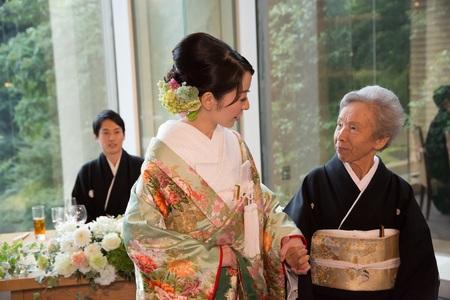 新郎新婦様からのメール 椿山荘の花嫁様より、たくさんのお写真とたくさんの言葉たち_a0042928_1213297.jpg