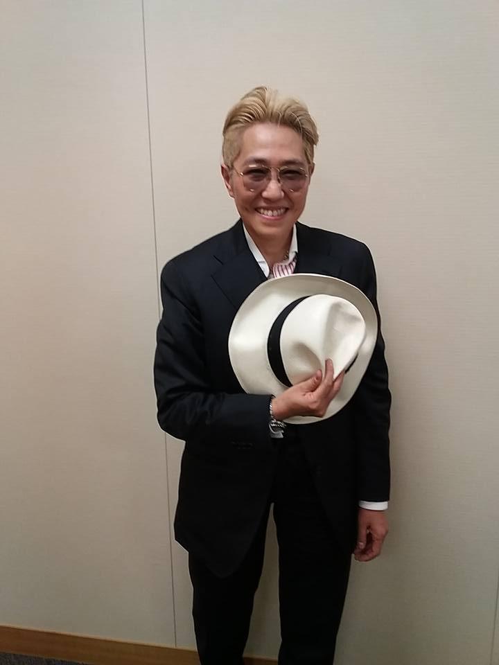 阪南大学の宝塚みたいな副学長に会いに行く_f0138645_8511365.jpg