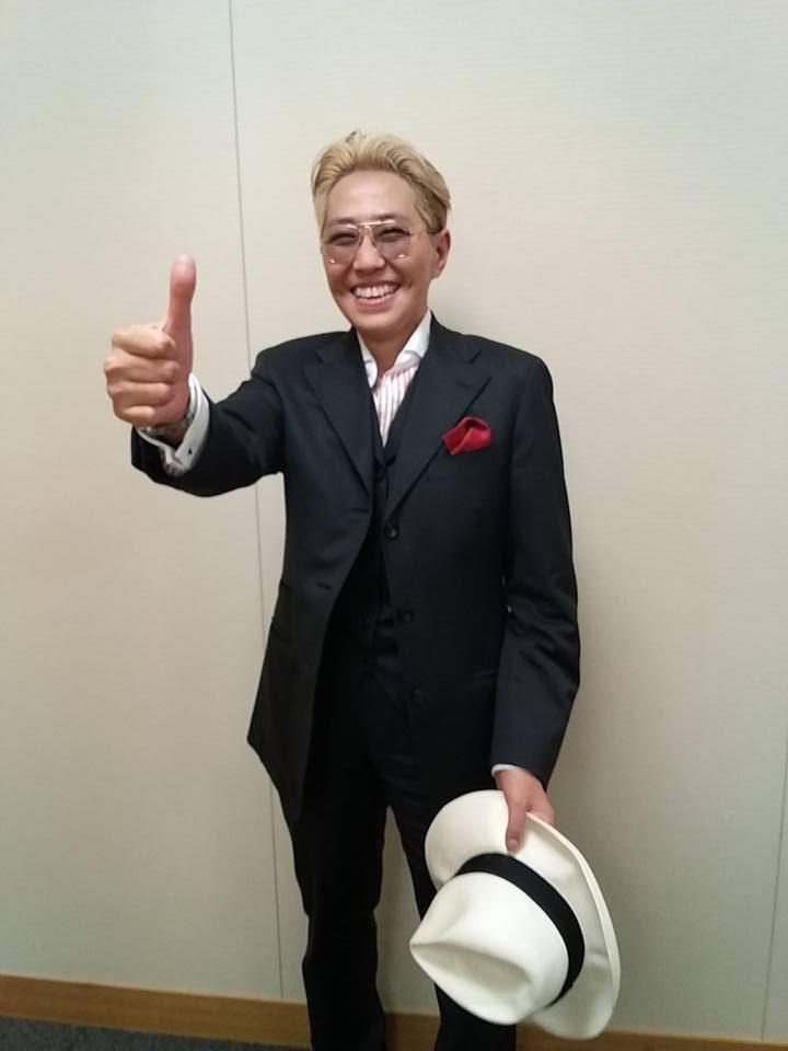 阪南大学の宝塚みたいな副学長に会いに行く_f0138645_852973.jpg