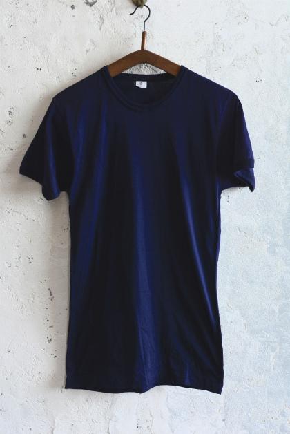 Italian army navy blue t-shirts_f0226051_14430702.jpg