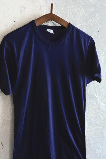 Italian army navy blue t-shirts_f0226051_14454718.jpg