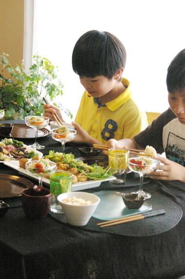 6月料理教室レポート10親子料理教室_d0327373_2031024.jpg