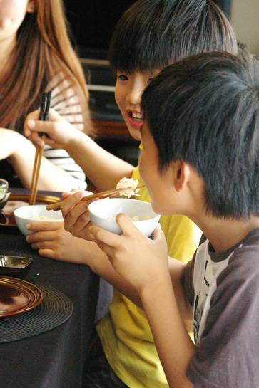 6月料理教室レポート10親子料理教室_d0327373_20325333.jpg