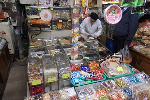 これ食べました。すすきの市場「藤川菓子店」の塩豆_f0362073_6142426.jpg