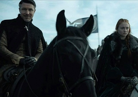 Game of Thrones season 6 episode 9 (ゲーム・オブ・スローンズ シーズン6 第9話)_e0059574_3115353.jpg