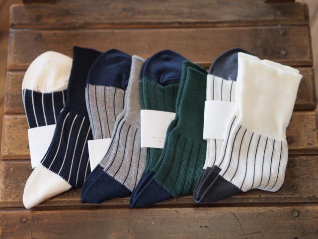 快晴堂 & socks_d0228193_10511555.jpg